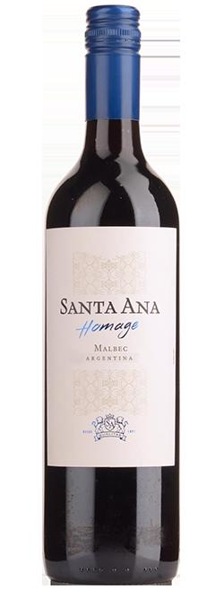 Santa Ana Homage Argentina Malbec 2020