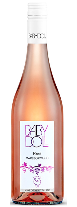 Baby Doll Marlborough Rose 2018