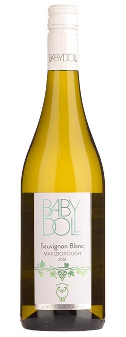 Baby Doll Marlborough Sauvignon Blanc 2018