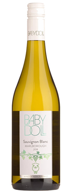 Baby Doll Marlborough Sauvignon Blanc 2018