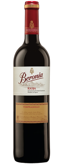 Beronia La Rioja Tempranillo 2018