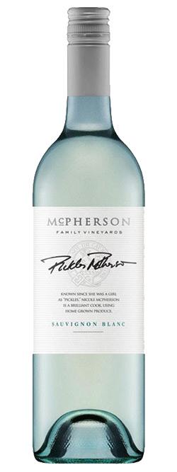 McPherson Family Series Pickles Sauvignon Blanc 2018