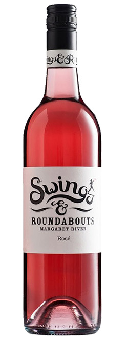 Swings and Roundabouts Margaret River Rose 2017