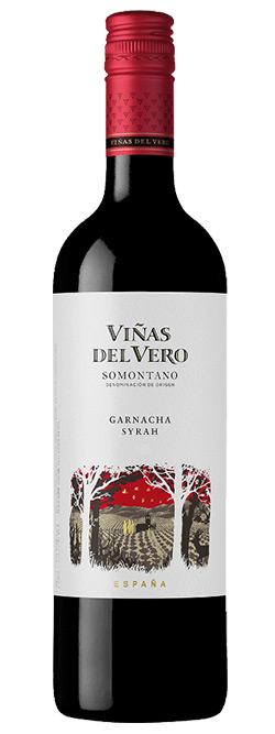 Vinas Del Vero Grenache Syrah 2017