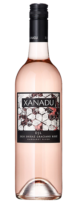 Xanadu DJL Margaret River Shiraz Graciano Rose 2020