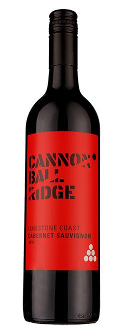 Cannon Ball Ridge Limestone Coast Cabernet Sauvignon 2017