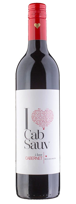 I Heart Cabernet Sauvignon 2017