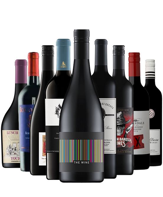 $199 Ultra Premium Red Wine Mixed Dozen