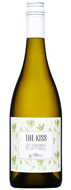 The Kiss Mt Lofty Ranges Chardonnay 2017