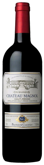 Barton & Guestier Chateau Magnol Haut Medoc Cru Bourgeois 2013