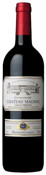 Barton & Guestier Chateau Magnol Haut Medoc Cru Bourgeois 2013
