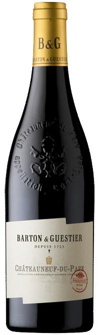 Barton & Guestier Vins De Provence Chateauneuf Du Pape 2015