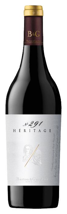 Barton & Guestier Vins De Provence Heritage No. 291 Syrah Grenache Nv