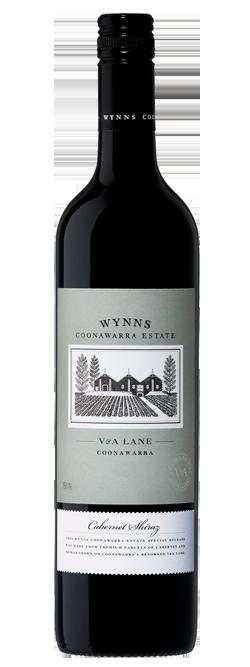 Wynns V&A Lane Coonawarra Cabernet Shiraz 2015