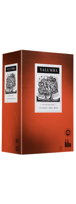 Yalumba Traditional Classic Dry Red Nv 2Litre