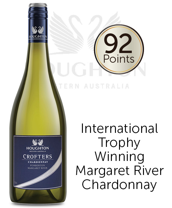 Houghton Crofters Frankland River Chardonnay 2018