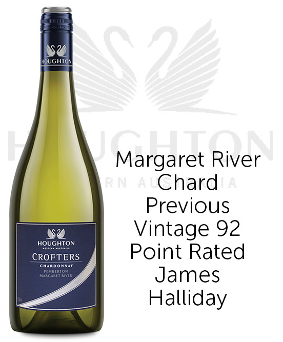 Houghton Crofters Margaret River Chardonnay 2019