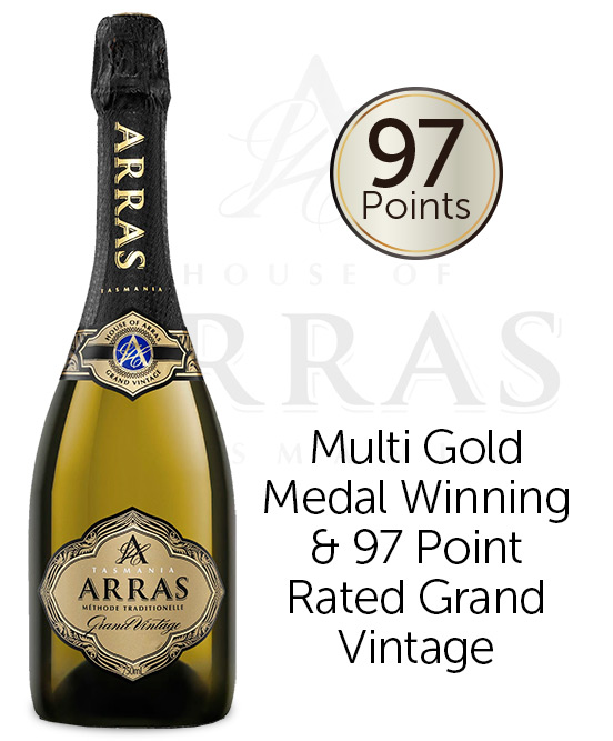 House Of Arras Tasmania Grand Vintage Sparkling 2008