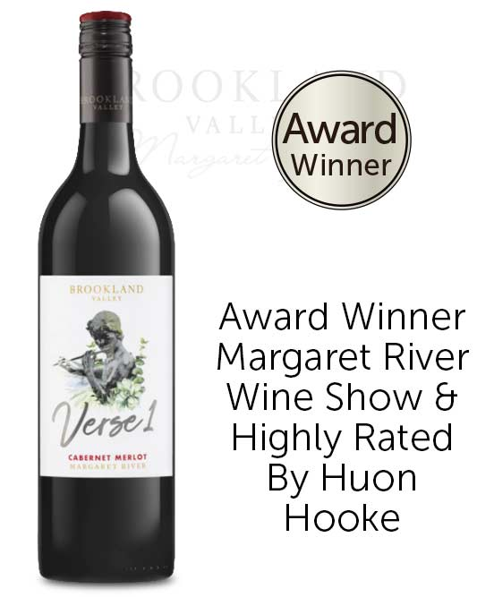 Brookland Valley Verse 1 Margaret River Cabernet Merlot 2019