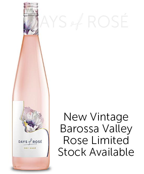 Days Of Rose Barossa Valley Dry Rose 2020