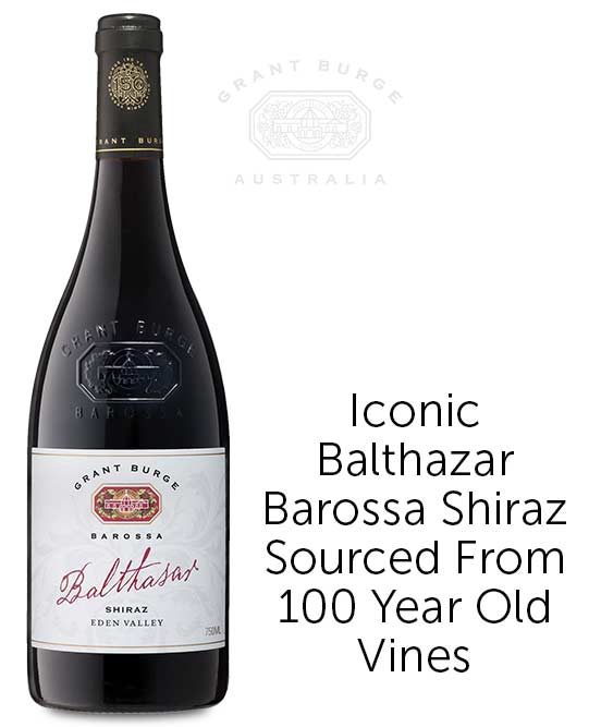 Grant Burge Balthasar Eden Valley Shiraz 2016