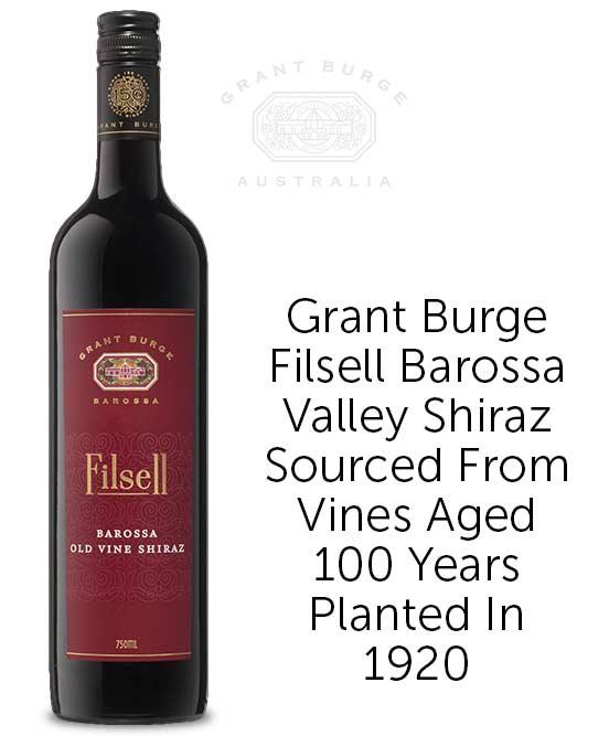 Grant Burge Filsell Barossa Valley Shiraz 2017