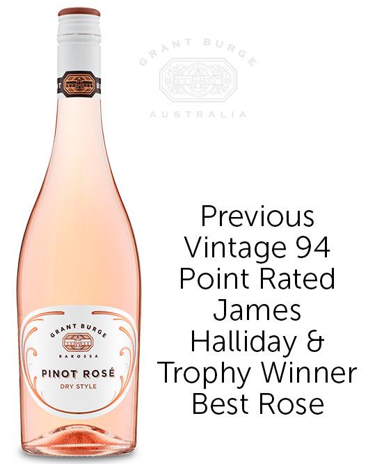 Grant Burge Barossa Pinot Rose Dry Style 2020