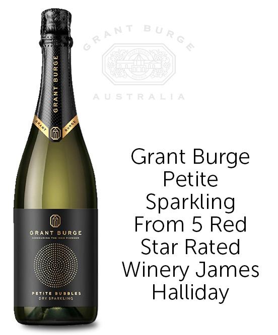 Grant Burge Sparkling Petite Bubbles Nv