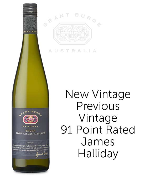 Grant Burge Thorn Eden Valley Riesling 2020