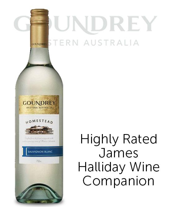 Goundrey Homestead Western Australia Sauvignon Blanc 2018
