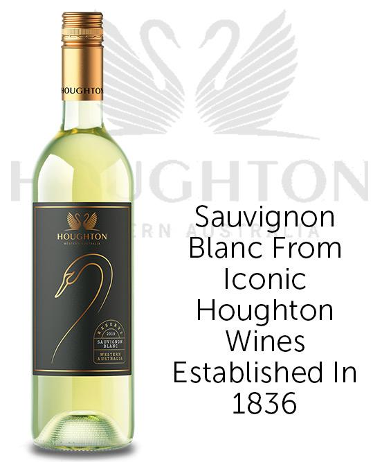 Houghton Reserve Western Australia Sauvignon Blanc 2019