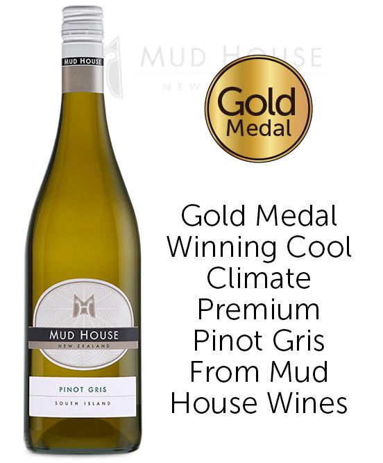 Mud House South Island Marlborough Pinot Gris 2020