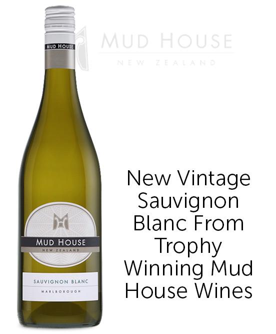 Mud House Single Vineyard Woolshed Marlborough Sauvignon Blanc 2020