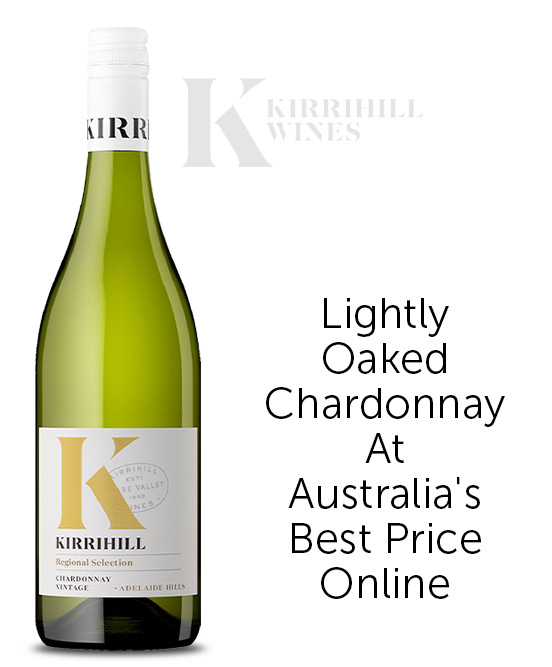 Kirrihill Regional Series Adelaide Hills Chardonnay 2017