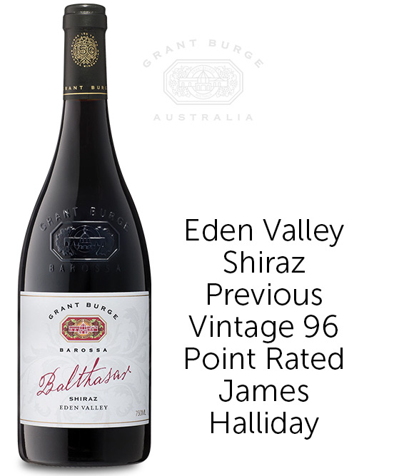 Grant Burge Balthasar Eden Valley Shiraz 2017