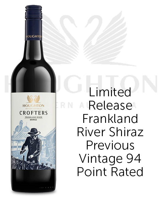 Houghton Crofters Frankland River Shiraz 2017