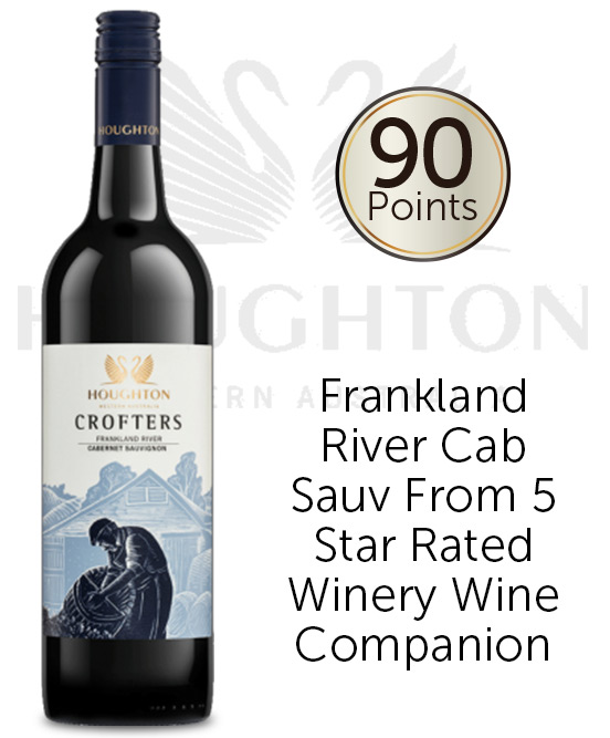Houghton Crofters Frankland River Cabernet Sauvignon 2017