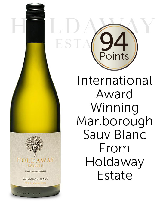 Holdaway Estate Marlborough Sauvignon Blanc 2020