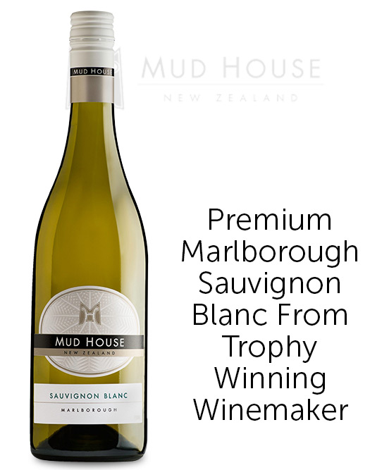 Mud House Marlborough Sauvignon Blanc 2019