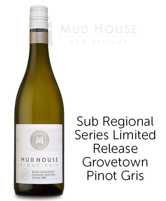 Mud House Sub Region Series Grovetown Pinot Gris 2020