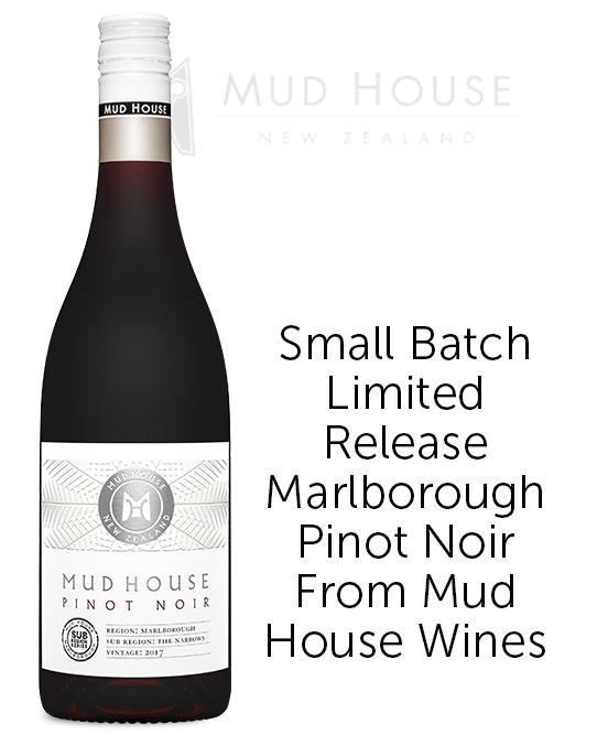 Mud House Sub Region Series The Narrows Pinot Noir 2017