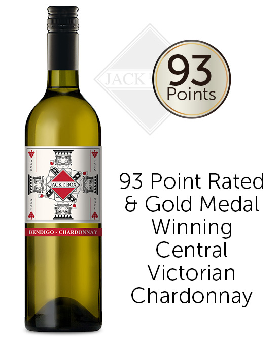 Jack In A Box Bendigo Chardonnay 2019