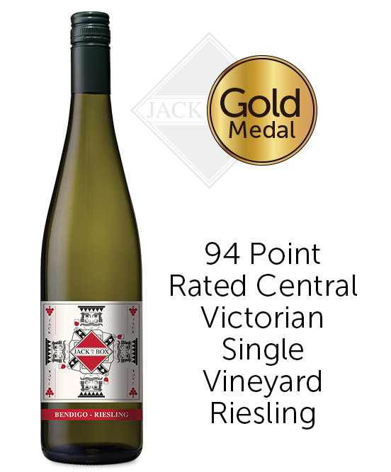 Jack In A Box Bendigo Riesling 2019