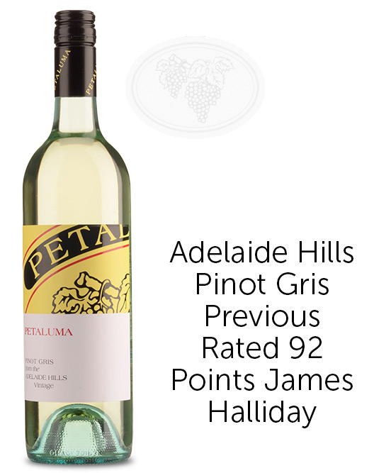 Petaluma White Label Pinot Gris 2018