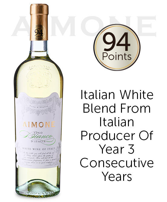 Aimone Vino Bianco D'Italia Nv