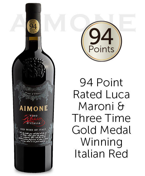 Aimone Vino Rosso D'Italia Nv