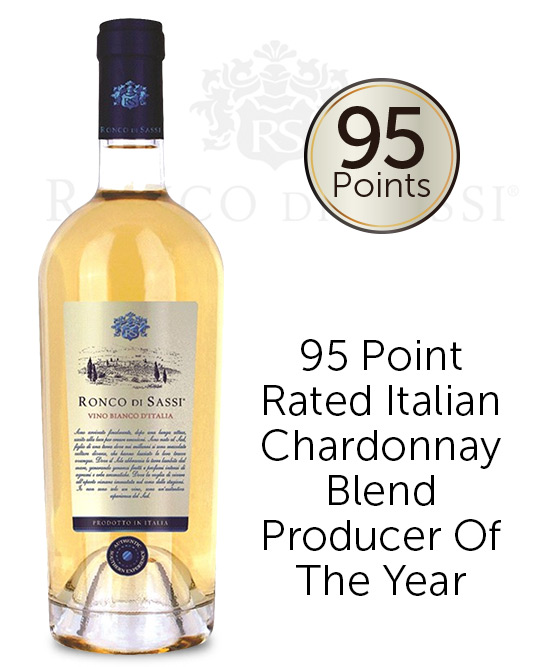 Ronco di Sassi Vino Bianco d'Italia 2019