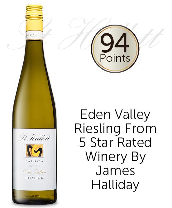 St Hallett Eden Valley Riesling 2019