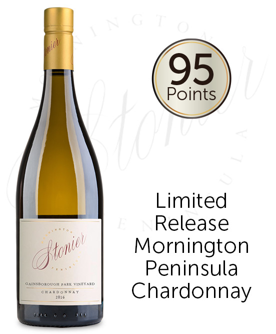 Stonier Gainsborough Park Vineyard Chardonnay 2016