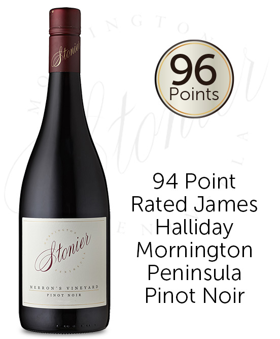 Stonier Single Vineyard Merrons Pinot Noir 2016